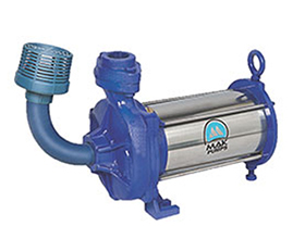 Single Phase Open Well Submersible Pump Manufacturer
