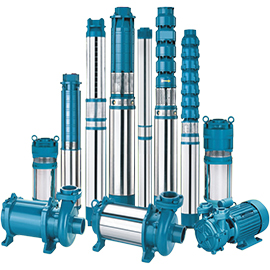 Submersible Motors for Submersible Pump Set
