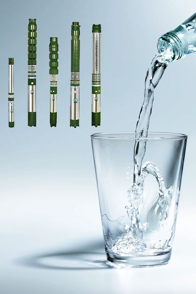 Submersible Pump Sets for Drinking Water
