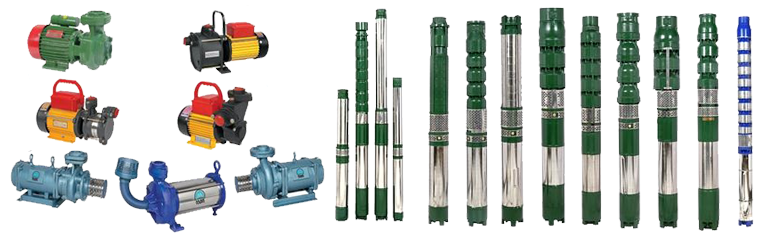 V3 Submersible Pump Sets Supplier