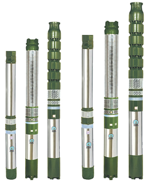 V6 Submersible Pump Sets Exporter